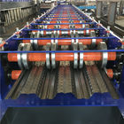 Chain Gear Box Drive Hydraulic Cut Floor Deck Roll Forming Machine